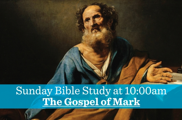 The Gospel of Mark, Week 11