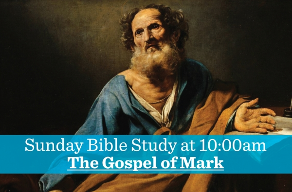 The Gospel of Mark, Week 5