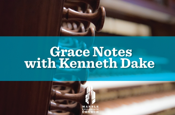 Grace Notes: Inside the Music with Kenneth Dake